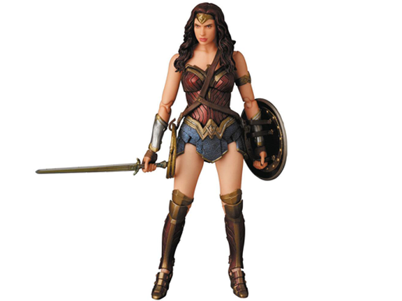 Action Figure-DC Comics-Wonder Woman Premium Action Figure.png
