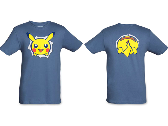 Apparel-Shirt-Pikachu Hip Pop Parade Adult Relaxed Fit Crewneck T-Shirt.png