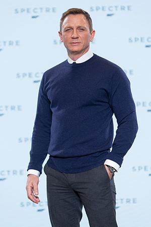 Daniel Craig Style & Looks