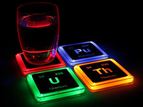 Coaster-Beer Coaster-Radioactive Elements Glowing Coaster Set.png