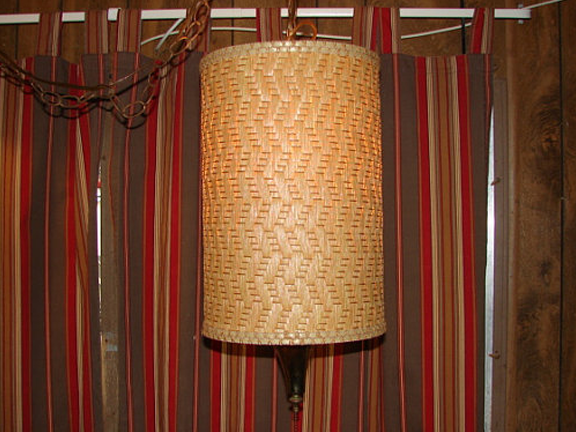 Lamp-Woven Lamp-Groovy Mid Century Modern Woven Shade Swag Lamp.png