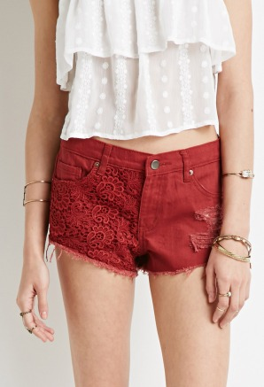 denim-shorts-embroidered-forever-21
