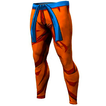 Goku Saiyan Saga - Men SkinZ Leggings_Square.jpg