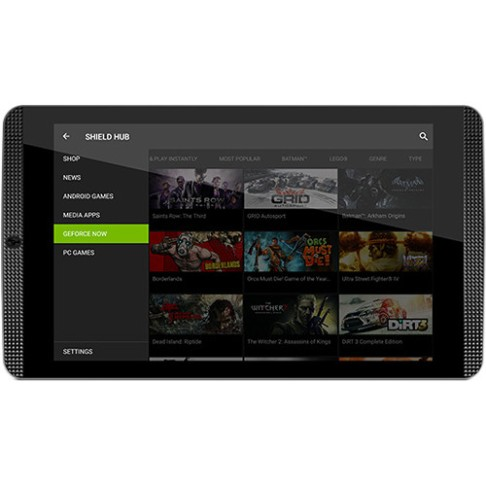 NVIDIA Shield 16GB Tablet K1