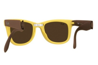 mens-glasses-wayfarer-folding-flash-lens-yellow-flash-ray-ban