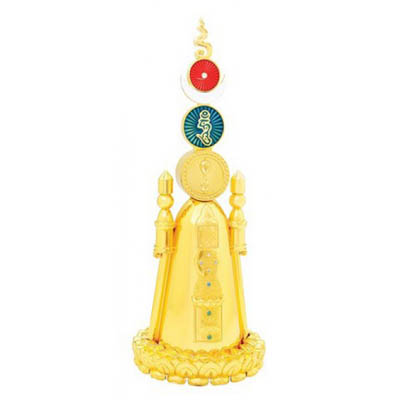 Sun and Moon 5 Element Pagoda