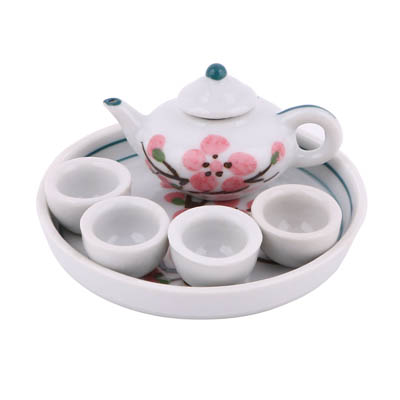 Chinese New Year Ceramic Plum Tea Set.jpeg