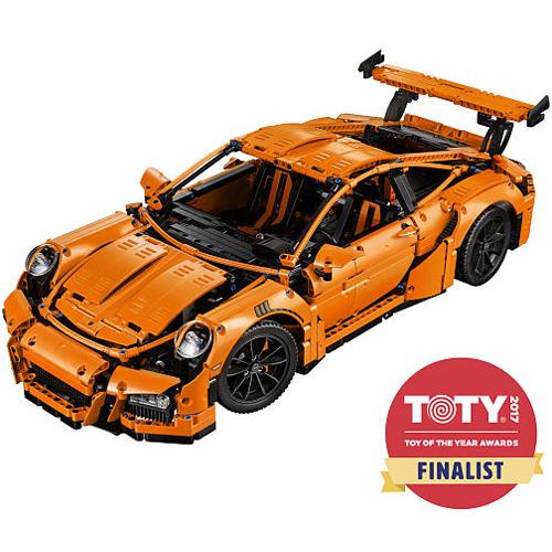 Lego-Technic Porsche 911