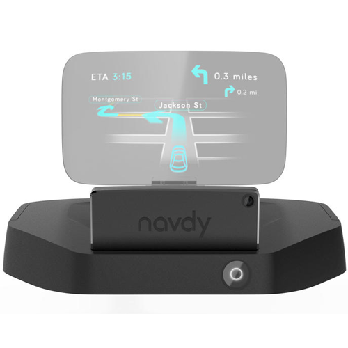 Navdy-Portable Head-Up Display
