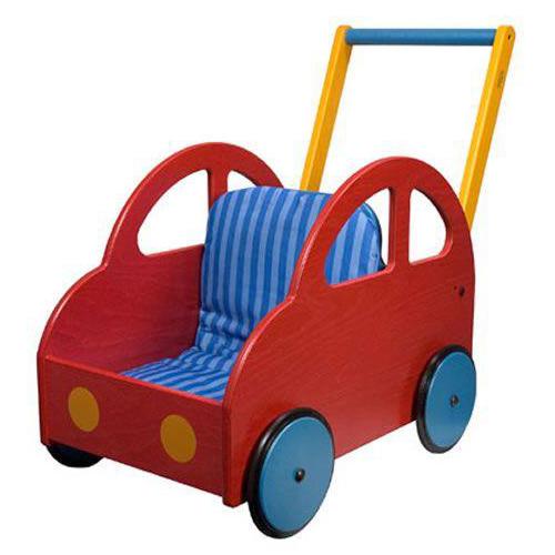 Oompa-Pushing Car Wagon
