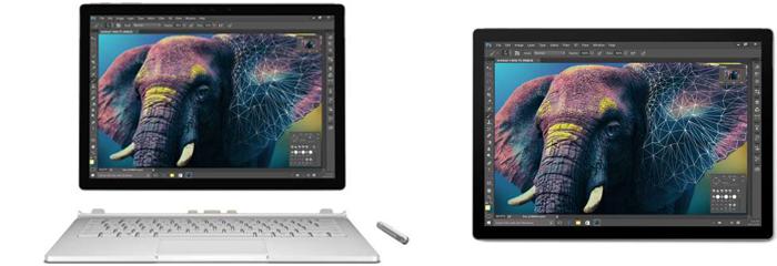 Microsoft-Surface Book