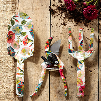 Morning Glory Gardening Tool Set Mackenzie Childs