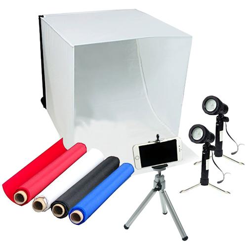 LimoStudio-Table Top Photography Studio Lighting Kit